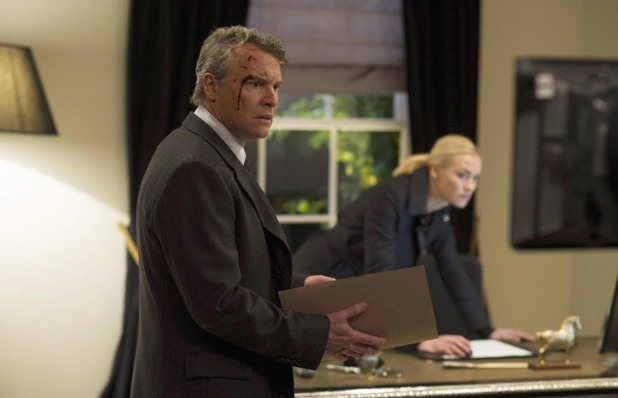 Tate Donovan as Mark in 24: Live Another Day episode 12: '10:00PM - 11:00AM'