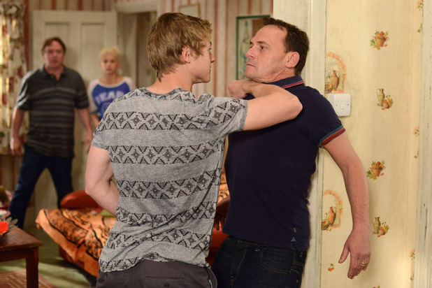 Can Billy convince the Beales that he is innocent?