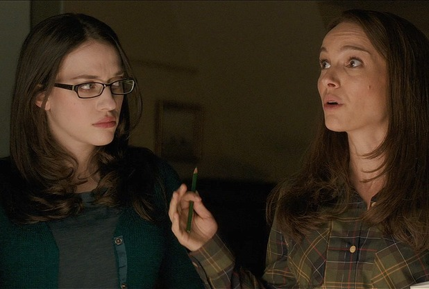 Jane and Darcy in Thor (2011)