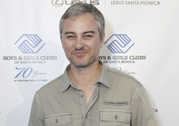 Kerr Smith attends 2nd Annual Poker For Great Futures Celebrity Tournament & Red Carpet Party