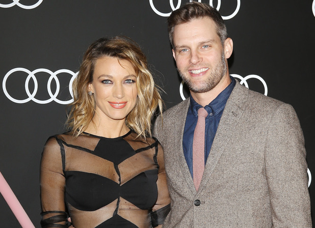 Natalie Zea and Travis Schuldt