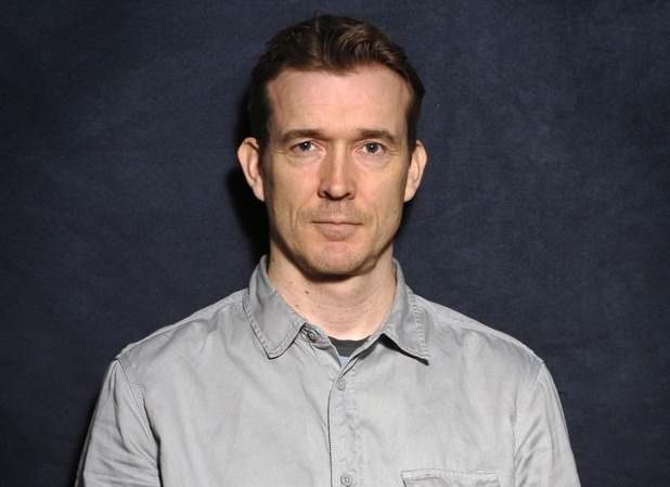 English writer David Mitchell