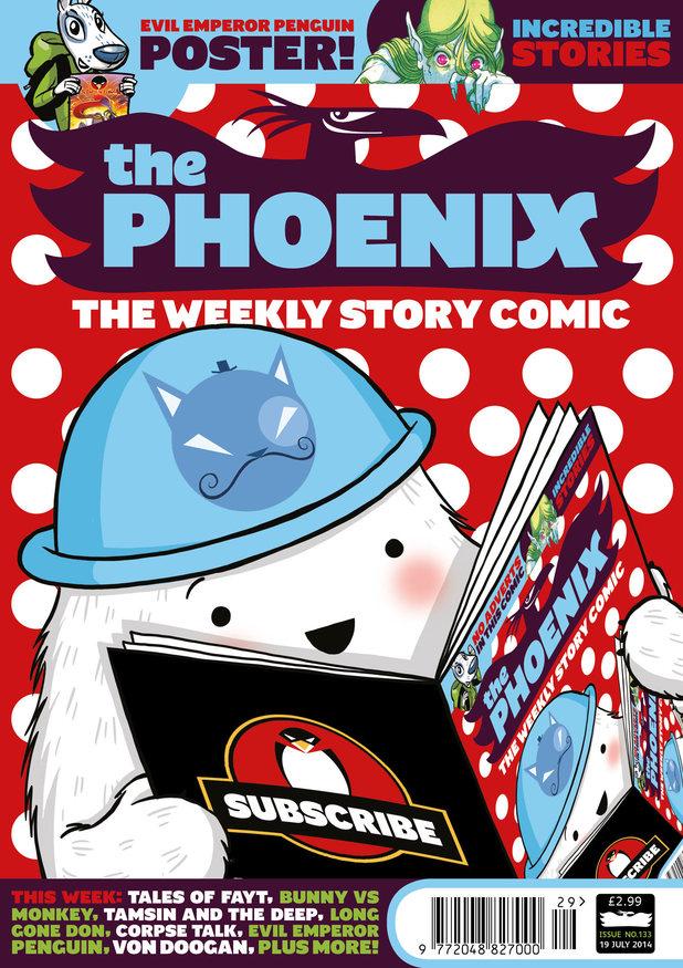 The Phoenix #133