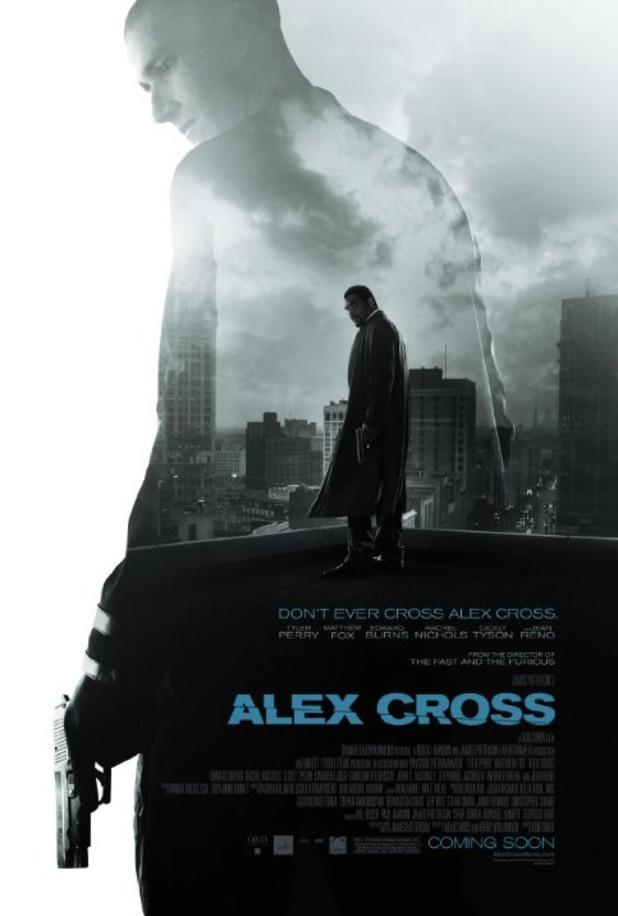 """Alex Cross (2012) - """"Don't ever cross Alex Cross."""""""