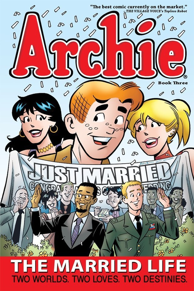 Archie: The Married Life Book Three