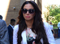 Tulisa denies drugs charge at trial