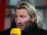 BT Sport TV football pundit Robbie Savage