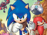 Sonic Boom comic book series