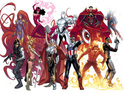 Marvel Comics showcases its refreshed Avengers lineup in the video.