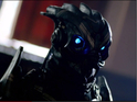 The new Doctor Who trailer features a character similar to Garrus.