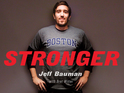 Jeff Bauman's book Stronger is being adapted into a film screenplay.