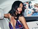 Zoe Saldana in the August 2014 issue of Marie Claire