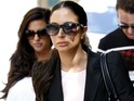 "Jurors are played a recording of Tulisa's PA claiming her former X Factor boss is ""gay""."