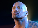 Dwayne Johnson brushes off reports that he will headline next year's ceremony.