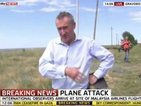 Sky News reporter Colin Brazier apologises over MH17 crash report