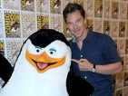9 best moments from Benedict Cumberbatch's Comic-Con debut