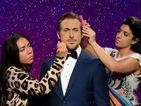 Gosling's waxwork will be on display this summer, before jetting off to Florida.