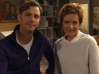 Neighbours' Benjie McNair: 'Returning as Malcolm is wonderful'
