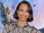 Guardians of the Galaxy star Zoe Saldana pregnant with first child