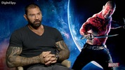 Dave Bautista talks about playing a babyface, his Guardians lunchbox and more.