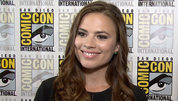 Hayley Atwell 'Agent Carter' at Comic-Con 2014