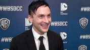 Robin Lord Taylor talks about the new series 'Gotham' and his portrayal of Oswald Cobblepot, before he was the Penguin.