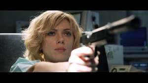 Scarlett Johansson in red band Lucy clip