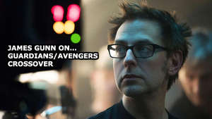 Guardians of the Galaxy James Gunn talks moving from the low-budget Super to the Marvel universe, injecting risky humour into a family film and a potential Avengers/Guardians crossover.