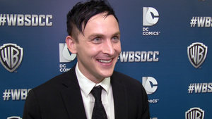 'Gotham' star Robin Lord Taylor on Penguin origins