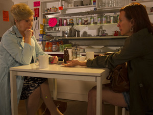 After a tense reunion, Cora soon realises Rainie was the prostitute involved in Mick's arrest
