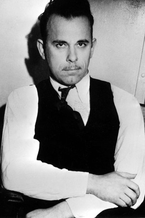 USA. 27th January 1934. Portrait of American outlaw John Dillinger pictured after he was captured with three other members of his band by Arizona police who acted on a tip off from a detective story fan. Caption:USA, 27th January 1934, Portrait of American outlaw John Dillinger pictured after he was captured with three other members of his band by Arizona police who acted on a tip off from a detective story fan (Photo by Popperfoto/Getty Images)