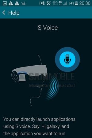 Samsung's Gear VR manager app