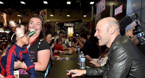Ant-Man's Corey Stoll at Comic-Con