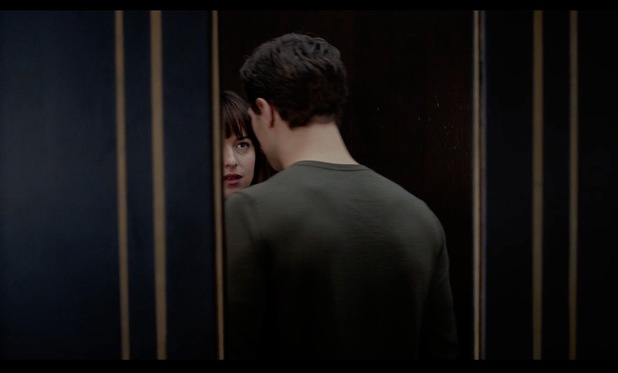 50 Shades of Grey Jamie Dornan, Dakota Johnson