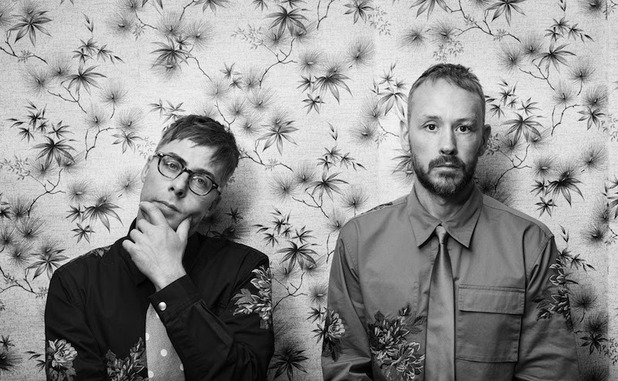 Basement Jaxx press shot 2014.
