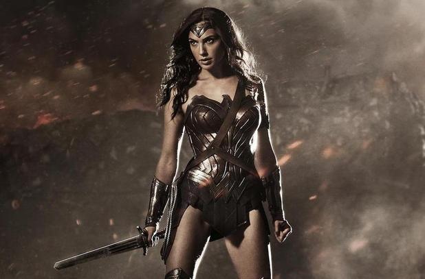 Gal Gadot in Batman v Superman: Dawn of Justice