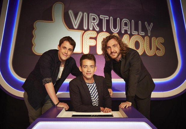 Chris, Kevin and Seann on Virtually Famous