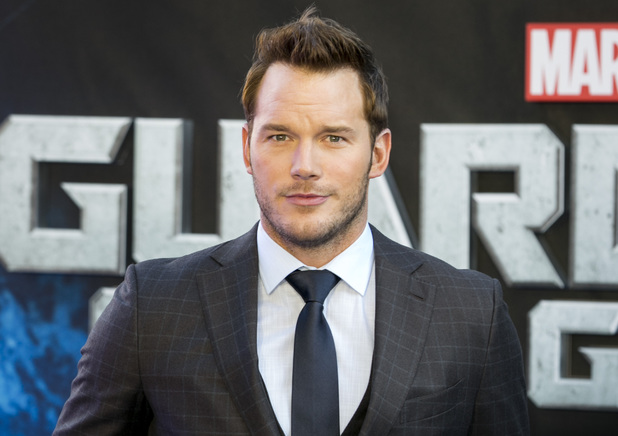LONDON, ENGLAND - JULY 24: Chris Pratt attends the UK Premiere of 'Guardians of the Galaxy' at Empire Leicester Square on July 24, 2014 in London, England. (Photo by John Phillips/UK Press via Getty Images)Chris Pratt