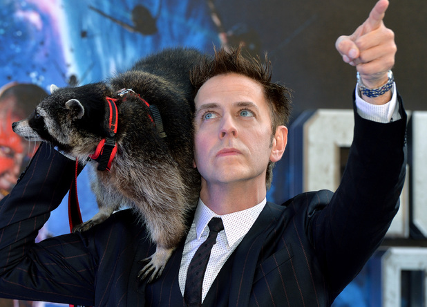 LONDON, ENGLAND - JULY 24: James Gunn attends the UK Premiere of 'Guardians of the Galaxy' at Empire Leicester Square on July 24, 2014 in London, England. (Photo by Anthony Harvey/Getty Images)