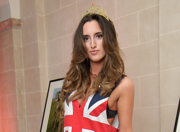 LONDON, UNITED KINGDOM - MAY 02: Lily Fortescue attends the Tatler Jubilee party at The Ritz on May 2, 2012 in London, England. (Photo by Nick Harvey/WireImage)