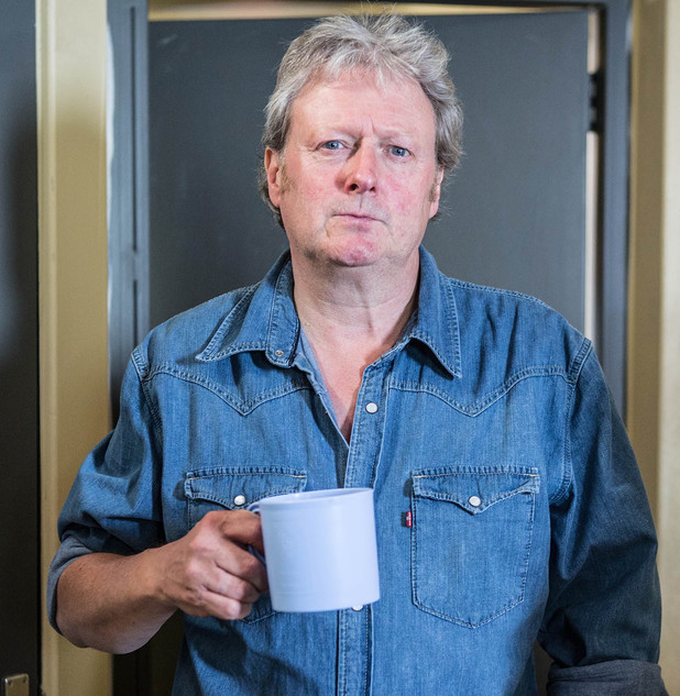Charles Lawson as Jim McDonald in Coronation Street