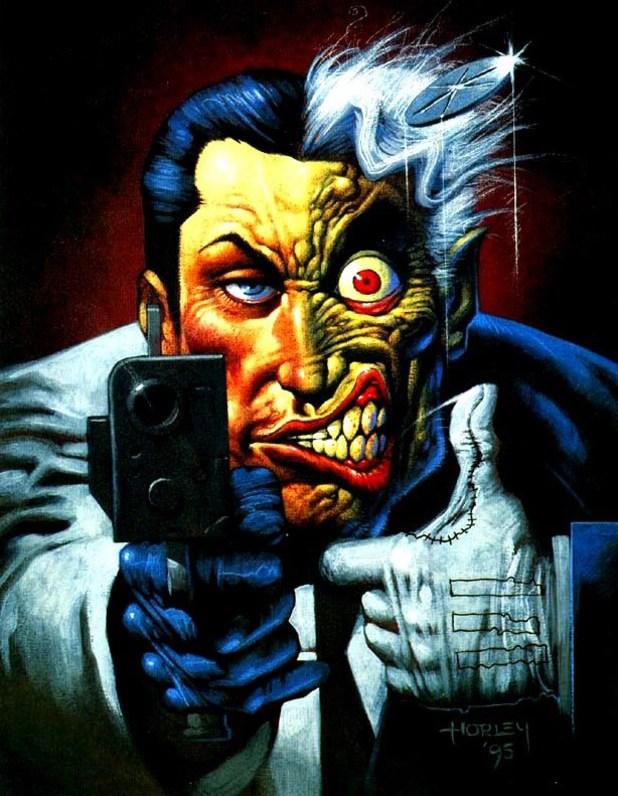 Two-Face aka Harvey Dent