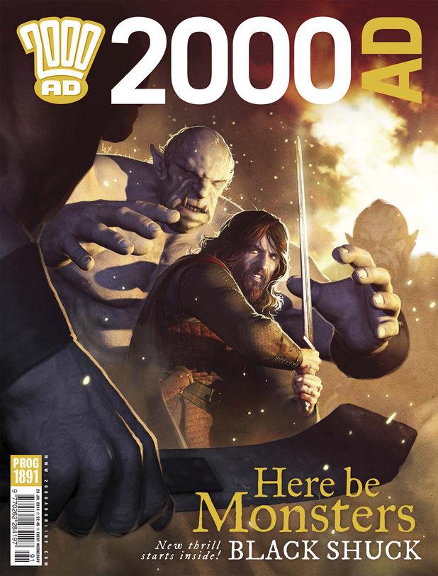 2000 AD Prog 1891