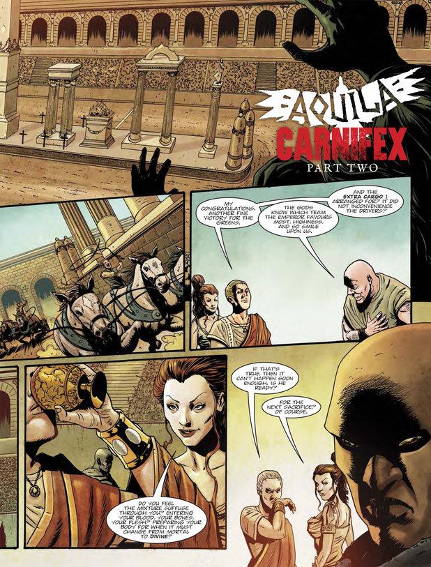 Aquila - Carnifex