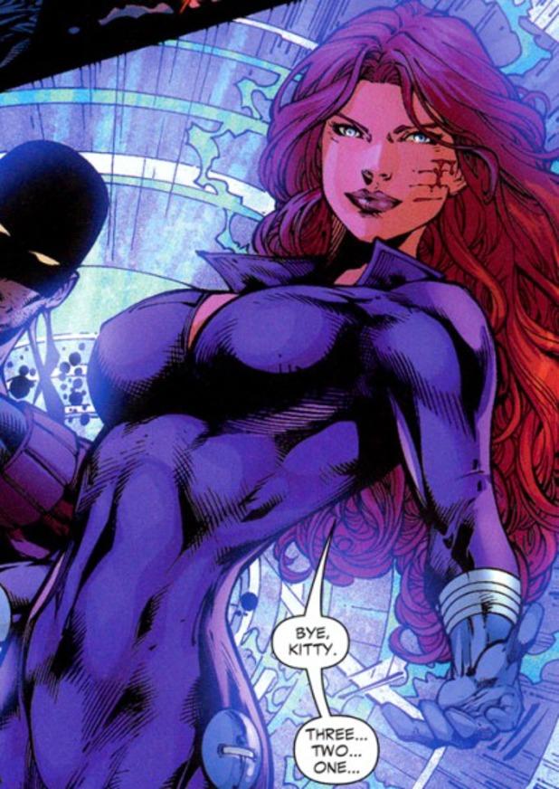 DC Comics character Plastique