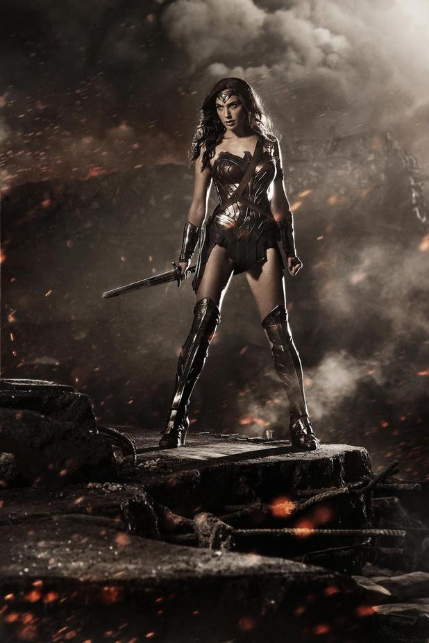 Gal Gadot in Batman v Superman: Dawn of Justice