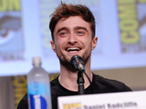Daniel Radcliffe attends the Sony Pictures presentation during Comic-Con