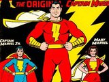 The Captain Marvel family