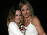 Drew Barrymore and Cameron Diaz at CinemaCon 2011