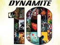The Batgirl writer unites three heroines for Dynamite's ten-year anniversary.